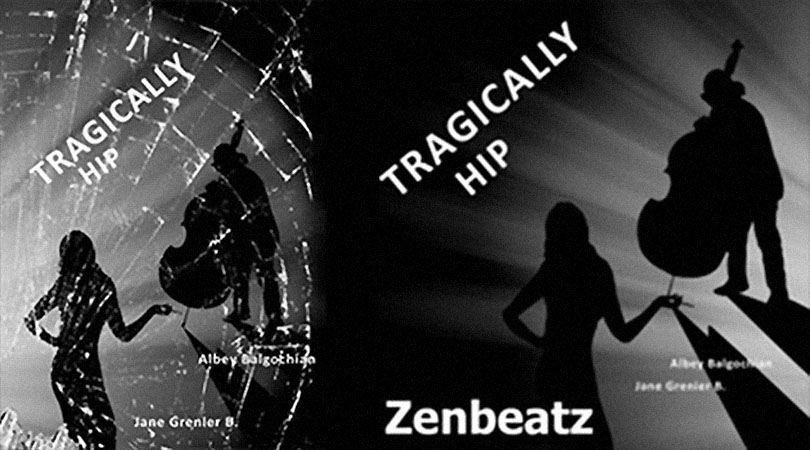 Tragically Hip - Zenbeats