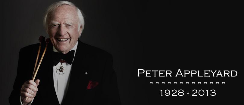 Peter Appleyard - 1928-2013