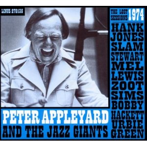 Peter Appleyard and The Jazz Giants