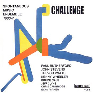 Spontaneous Music Ensemble - Challenge