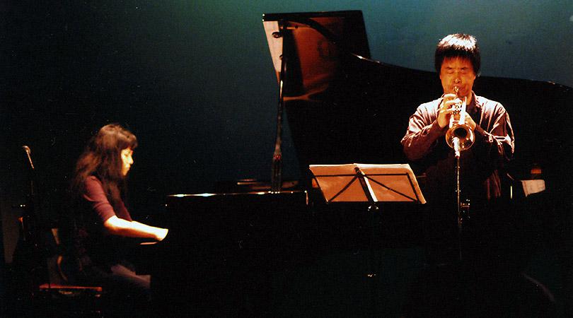 Satoko and Natsuki
