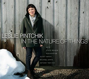 Leslie Pintchik - In The Nature of Things
