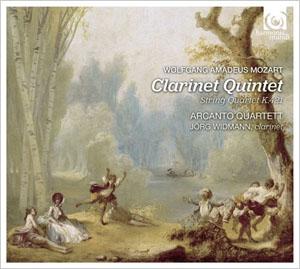 Mozart Clarinet Quintet Arcanto