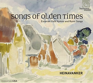 Songs of Olden Times