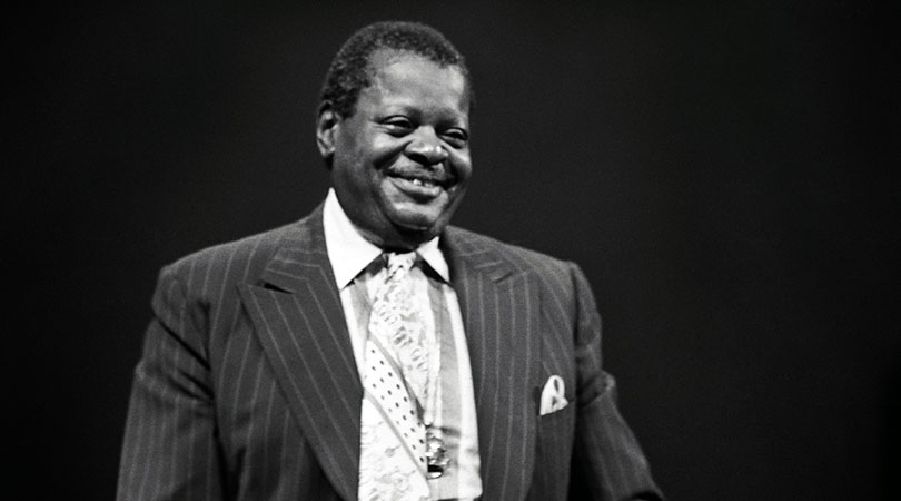 Lest We Forget The Oscar Peterson Trio's  Canadiana Suite