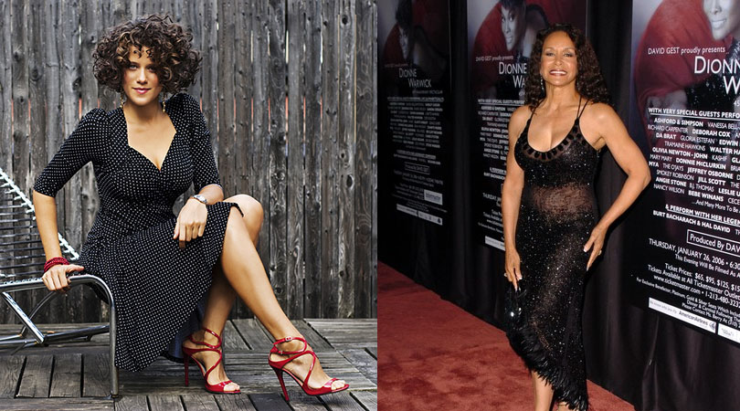 Freda Payne and Cyrille Aimee