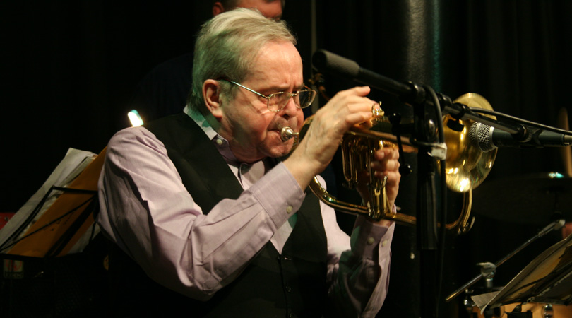 Kenny Wheeler (Jan. 14, 1930 – Sep. 18, 2014)
