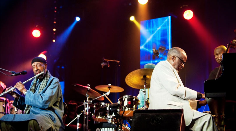 Ahmad Jamal – Featuring Yusef Lateef: Live at the Olympia
