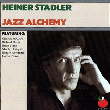 Heiner Stadler Jazz Alchemy cover 2