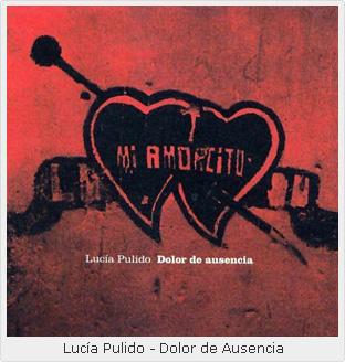 Lucia Pilido Dolor de Ausencia