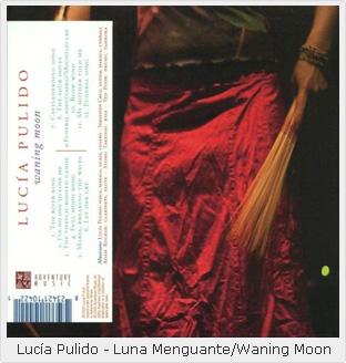 Lucia Pulido Luna Menguante