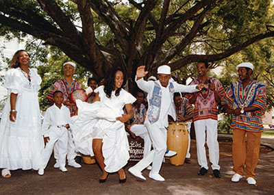 Afro-Cuban-Tradition