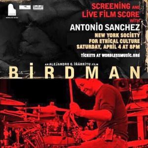 Antonio Sanchez Birdman