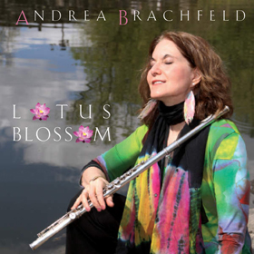 Andrea Brachfeld Lotus Blossom