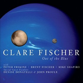 Clare Fischer Out of theBlue