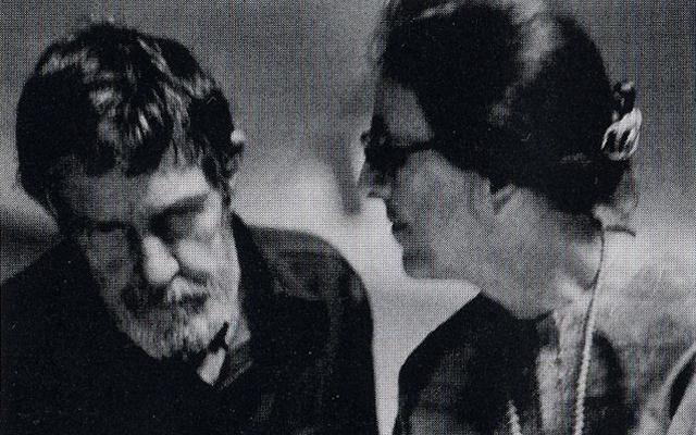 Grete Sultan John Cage