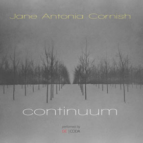 Jane Antonia Cornish Continuum
