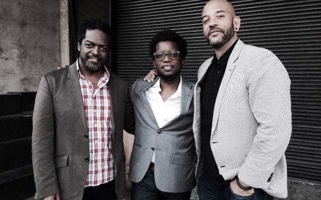 Aruan Ortiz Trio