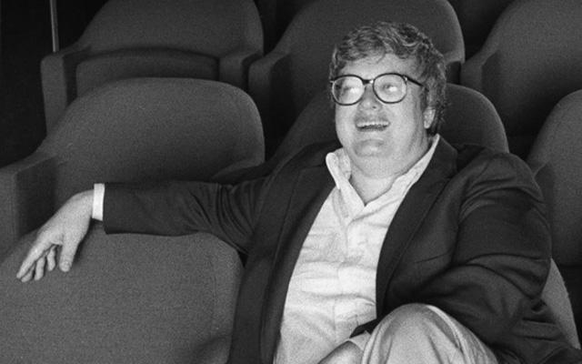 Roger Ebert B&W