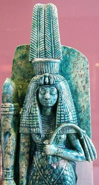 Queen Tiye wife of Amenhotep III