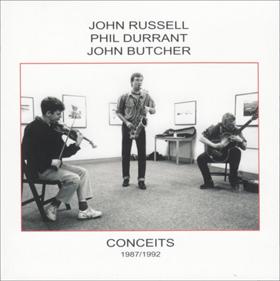EMANEM John Russell Phil Durrant John Butcher Conceits