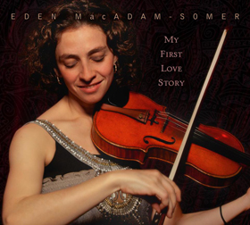 Eden MacAdam-Somer My First Love Story