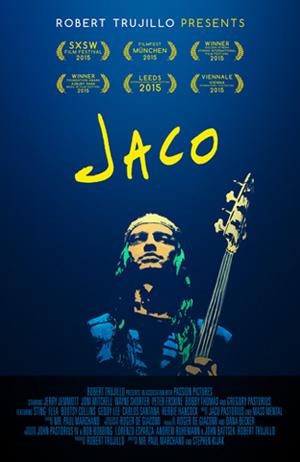 Jaco Pastorius Documentary poster