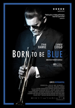 Chet Baker Born To Be Blue Poster