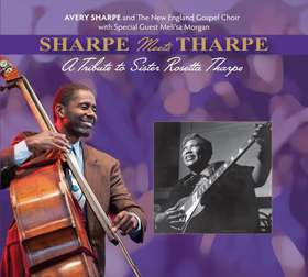 Avery Sharpe Sharpe on Tharpe