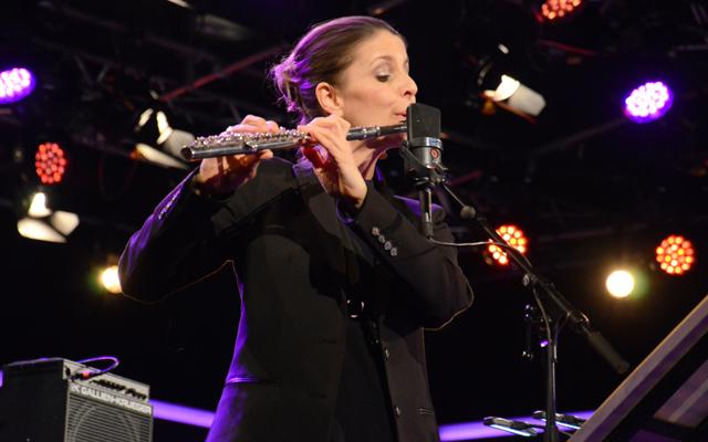 Karolina Strassmayer & Drori Mondlak Karolina flute