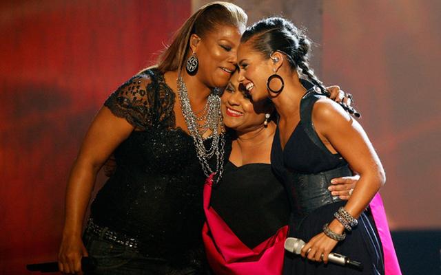 Kathleen Battle Queen Latifah Alicia Keys