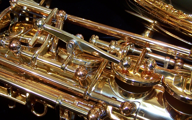 Posi Tone G Sharp saxophone