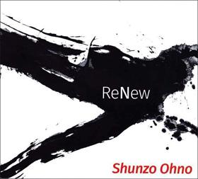 Shunzo Ohno Renew Cover