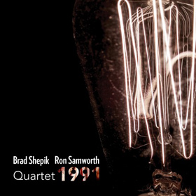 Brad Shepik Ron Samworth Quartet 1991
