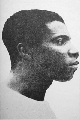 Christopher Okigbo bust
