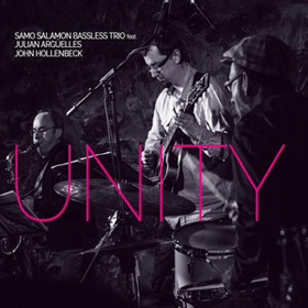 Samo Salamon Bassless Trio Unity