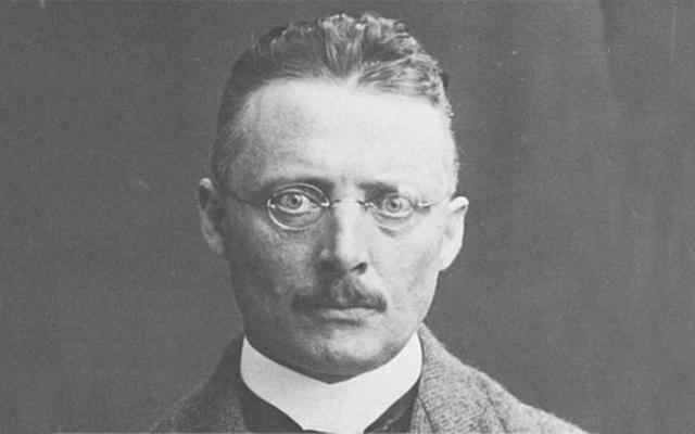 Ernst Fischer Portrait main