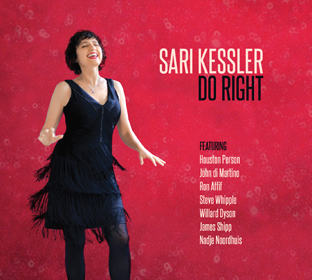 Sari Kessler Do Right