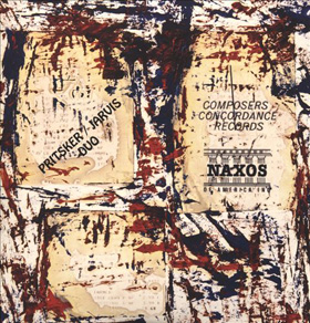 Composers Concordance Pritsker Jarvis Duo
