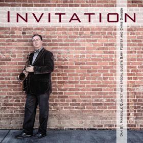 Dan St. Marseille Quintet Invitation