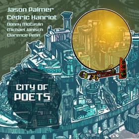 Jason Palmer Cédric Hanriot City of Poets