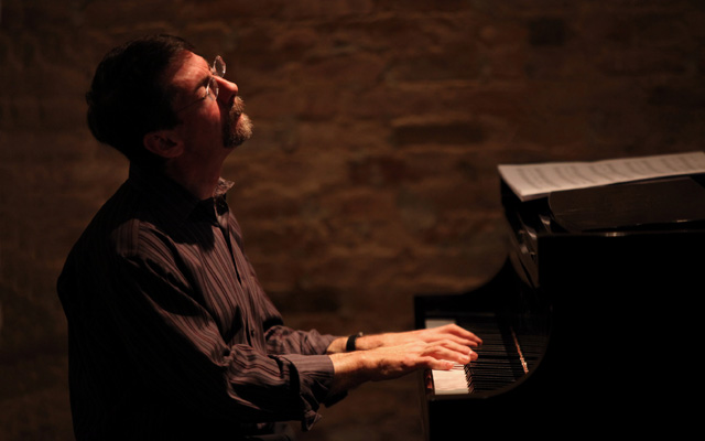 Photograph: Steve J Sherman, courtesy Fred Hersch