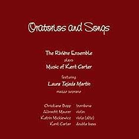 Kent Carter Oratorios