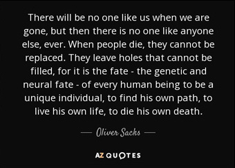 Oliver Sacks 2 quote