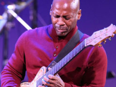 Kevin Eubanks: East West Time Line