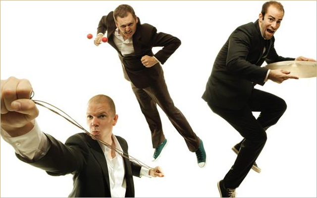 The Wee Trio: Wee+3
