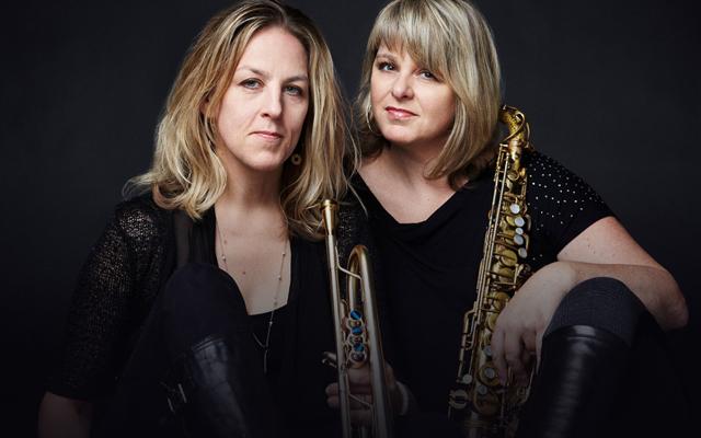 Ingrid and Christine Jensen: Infinitude