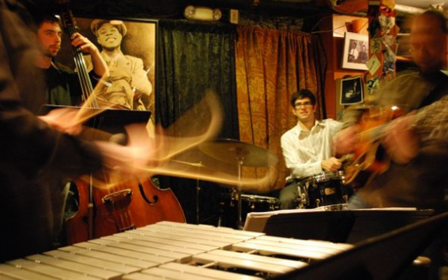 Thomas H. Greenland: Jazzing – New York City's Unseen Scene