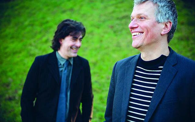 Benoît Delbecq & Jozef Dumoulin Plug and Pray: Evergreens