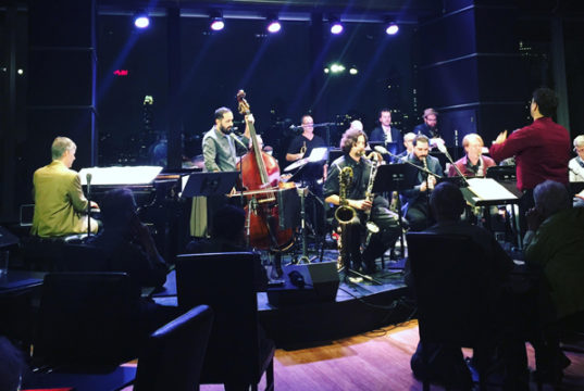 Frank Carlberg Large Ensemble: A new look at Monk Dreams, Hallucinations and Nightmares